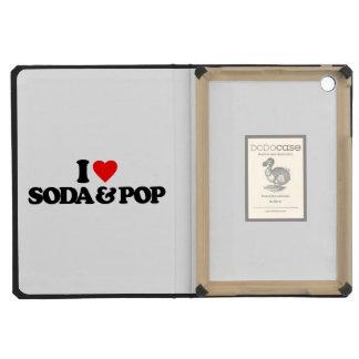 I LOVE SODA & POP iPad MINI RETINA CASE