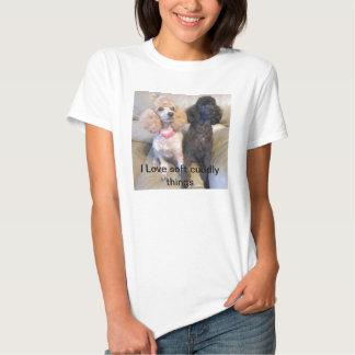 I Love Soft Cuddly Things T-Shirt
