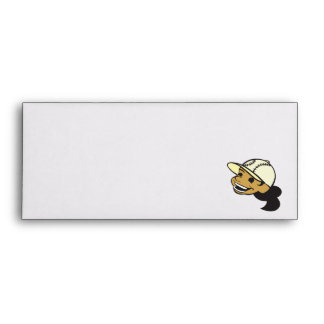 I Love Softball Envelope