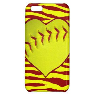 I Love Softball iPhone 5C Case