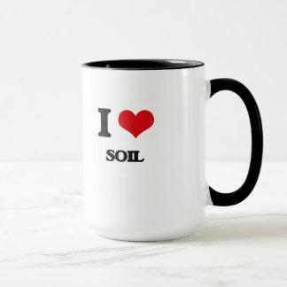I love Soil Mug