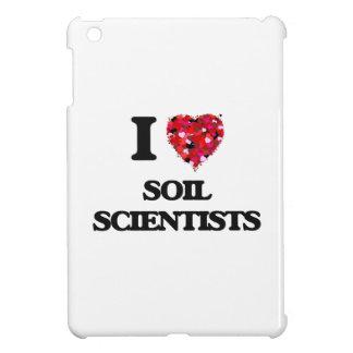 I love Soil Scientists iPad Mini Case