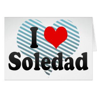 I Love Soledad, Colombia Card