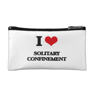 I love Solitary Confinement Cosmetics Bags