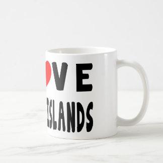 I Love Solomon Islands Mug