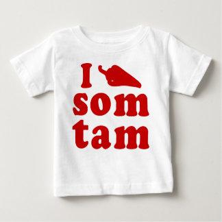 I Love Som Tam ❤ Thai Isaan Food Tee Shirt