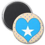 I Love Somalia Magnet