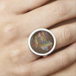 I love Someone Autistic Ring
