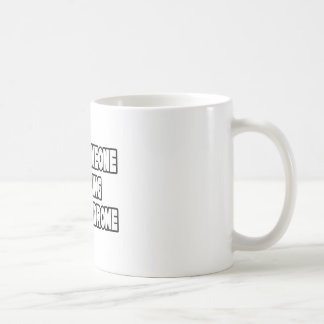 I Love Someone Battling Down Syndrome Classic White Coffee Mug