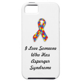 I Love Someone Who Has Asperger Syndrome iPhone 5 Cover