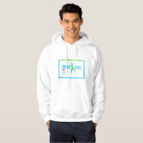 I love someone who is Fearless! Hoodie