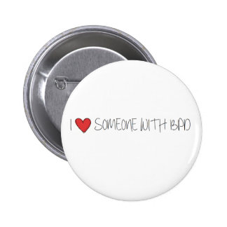 I love someone with bpd button