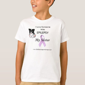 I love someone with epilepsy T-Shirt