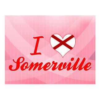 I Love Somerville, Alabama Post Cards