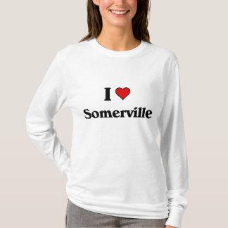 I love somerville T-Shirt