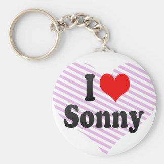 I love Sonny Keychains