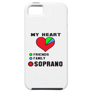 I love Soprano. iPhone 5 Covers