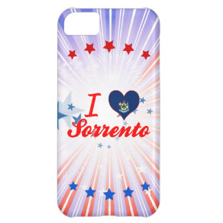 I Love Sorrento, Maine iPhone 5C Covers
