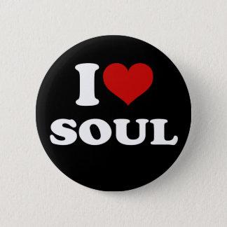 I Love Soul Button