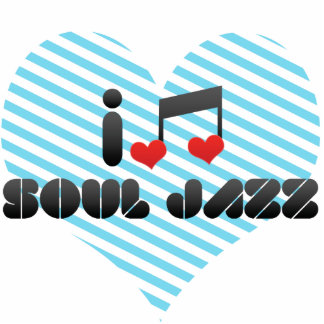 I Love Soul Jazz Photo Cutout