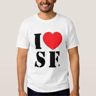 I love Sound Factory  T-shirt