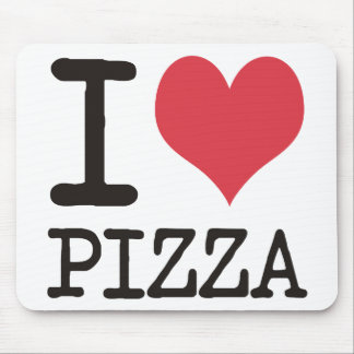 I love Soup - Vegetarian - Pizza Products! Mouse Pad