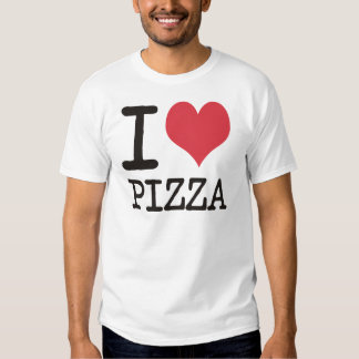 I love Soup - Vegetarian - Pizza Products! T-Shirt