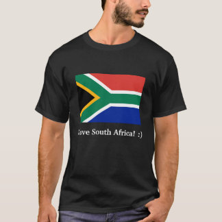 I love South Africa! 11 languages T-Shirt