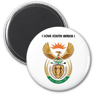 I LOVE SOUTH AFRICA-DESIGN 1 FROM 933958STORE FRIDGE MAGNETS
