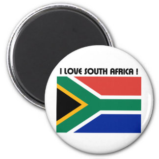 I LOVE SOUTH AFRICA-DESIGN 2 FROM 933958STORE REFRIGERATOR MAGNETS