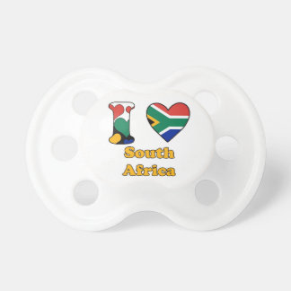 I love South Africa Pacifier