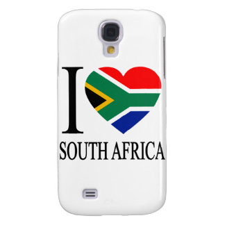 I Love South Africa Samsung Galaxy S4 Cover