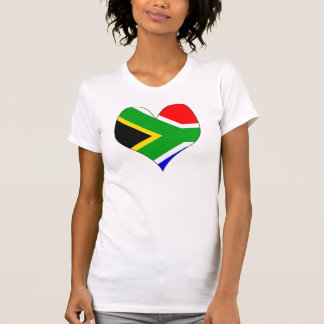 I Love South Africa T-Shirt