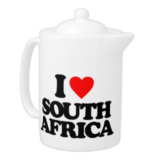 I LOVE SOUTH AFRICA