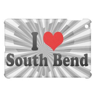I Love South Bend, United States iPad Mini Covers