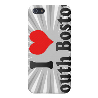I Love South Boston, United States Covers For iPhone 5