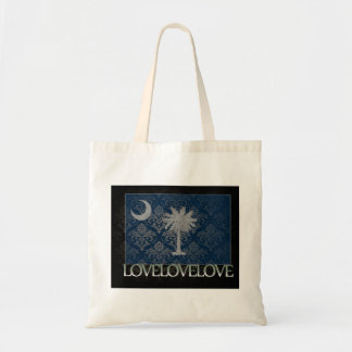 I love South Carolina Cool Tote Bag