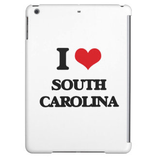I Love South Carolina iPad Air Case