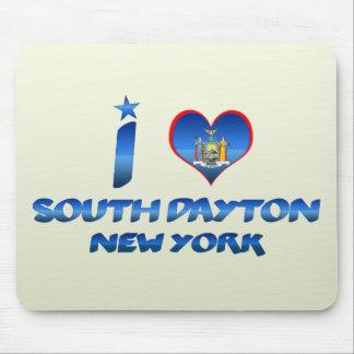 I love South Dayton, New York Mousepad