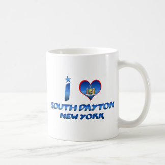 I love South Dayton, New York Coffee Mug