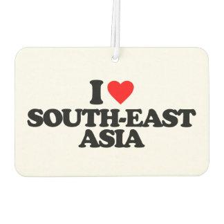 I LOVE SOUTH-EAST ASIA AIR FRESHENER