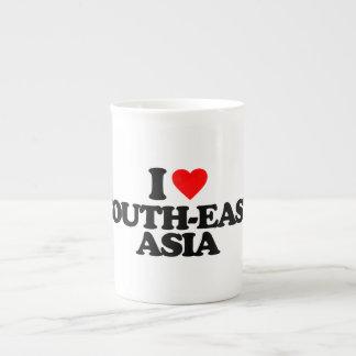 I LOVE SOUTH-EAST ASIA TEA CUP