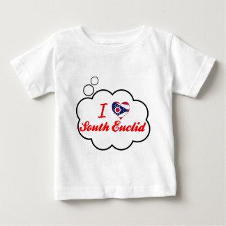 I Love South Euclid, Ohio Tshirts
