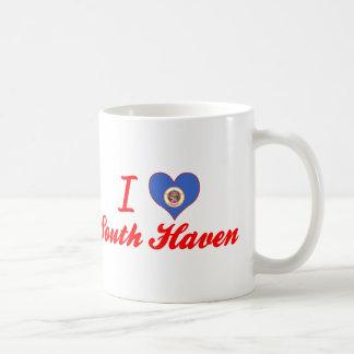 I Love South Haven, Minnesota Classic White Coffee Mug