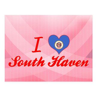 I Love South Haven, Minnesota Postcard