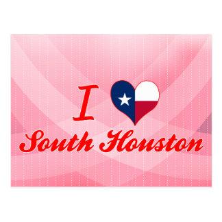 I Love South Houston, Texas Postcard