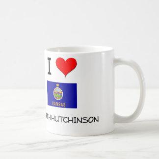 I Love SOUTH HUTCHINSON Kansas Mug