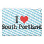 I Love South Portland, United States iPad Mini Cases