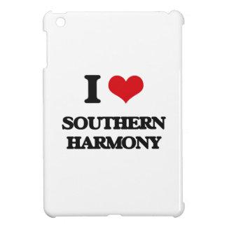 I Love SOUTHERN HARMONY iPad Mini Cases