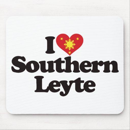 I Love Southern Leyte Mousepad